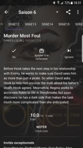 Informations sur l'épisode