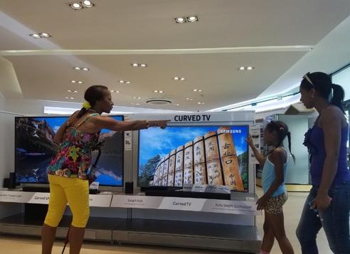 Samsung Cuba