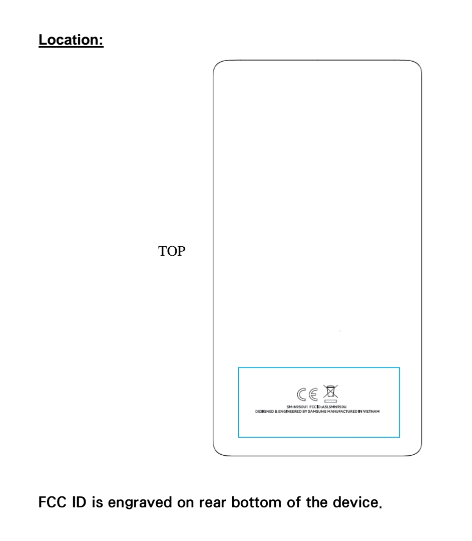Note 8 FCC
