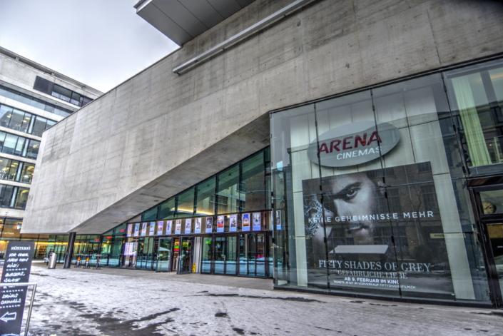 Cinema LED en Suisse