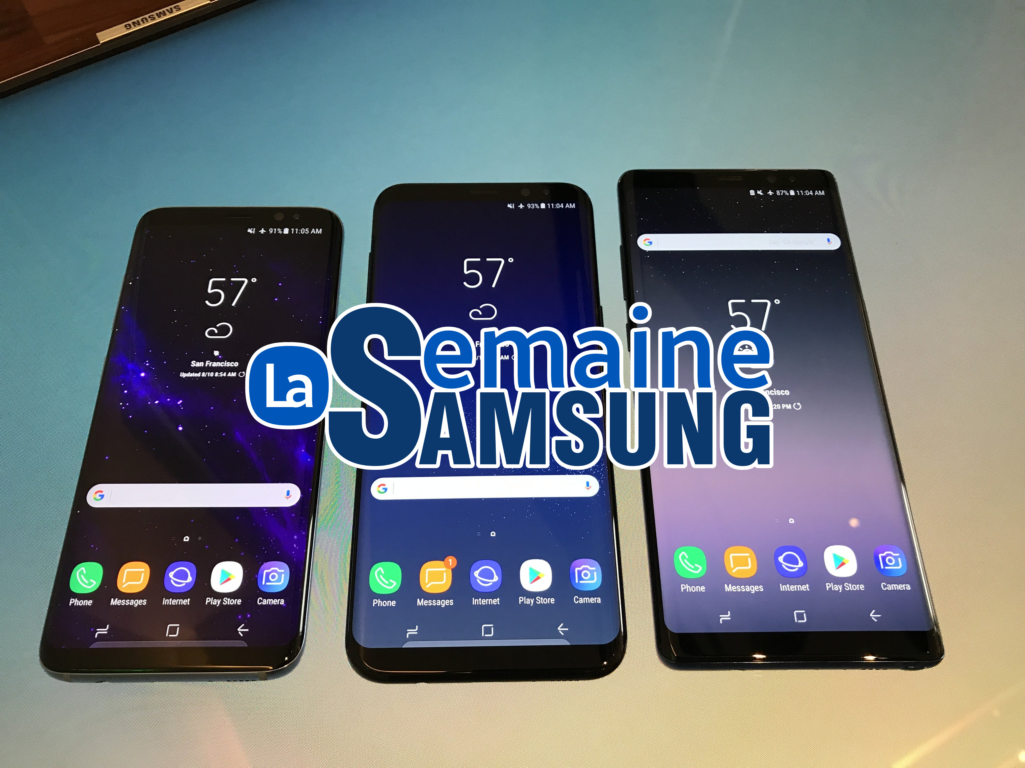 s48 galaxy s8 bixby et batterie au graph ne galaxy experience. Black Bedroom Furniture Sets. Home Design Ideas