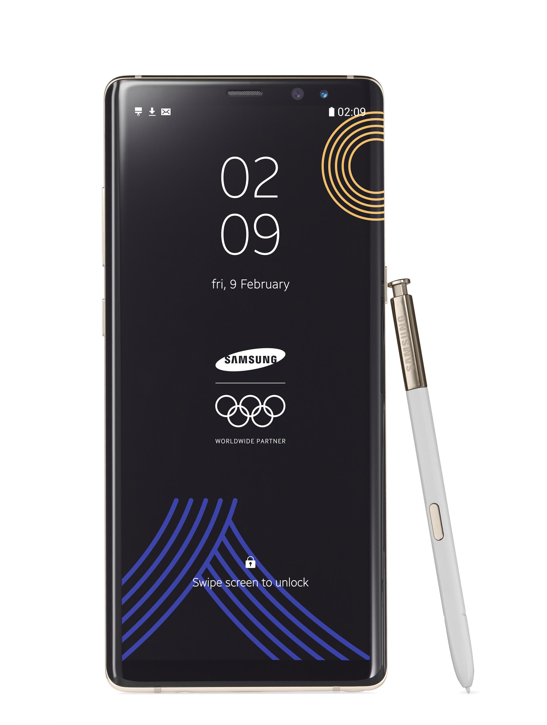 Note 8 JO 2018