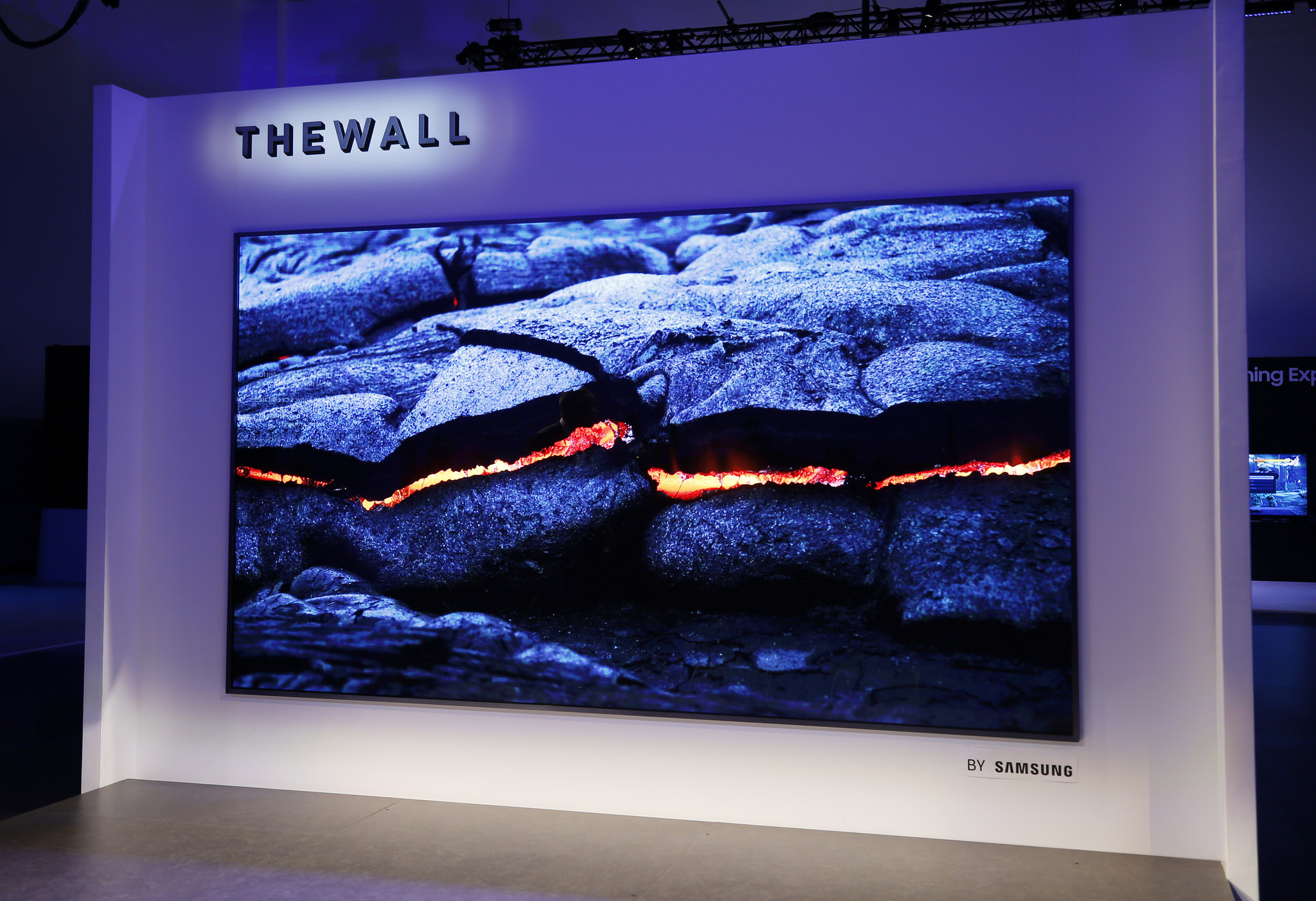 The Wall MicroLED