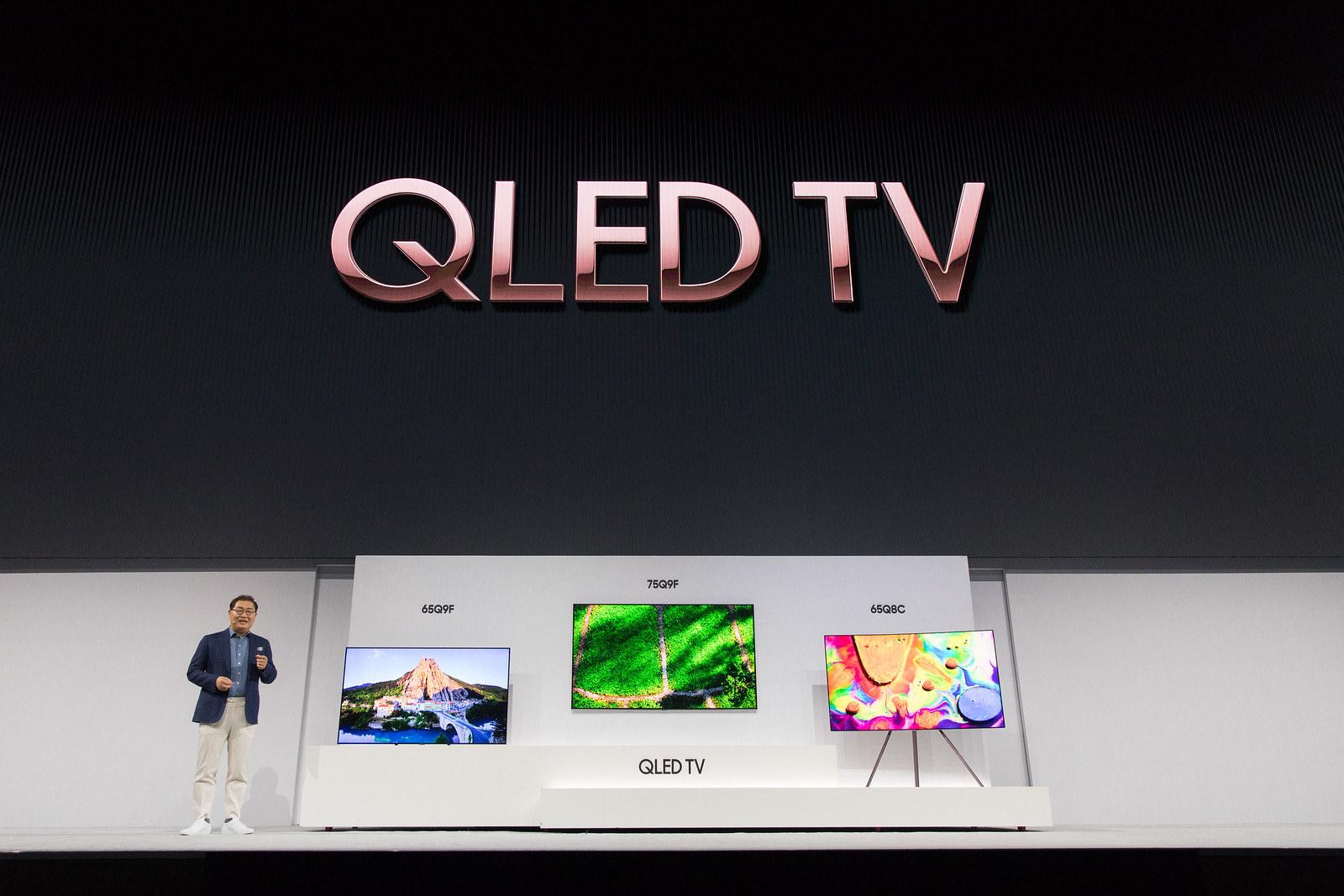 QLED TV 2018