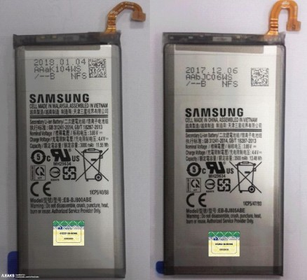 J8 batteries