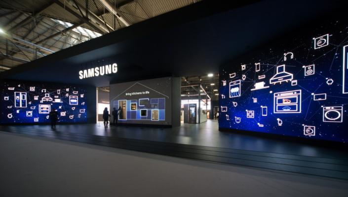 Samsung EuroCucina 2018