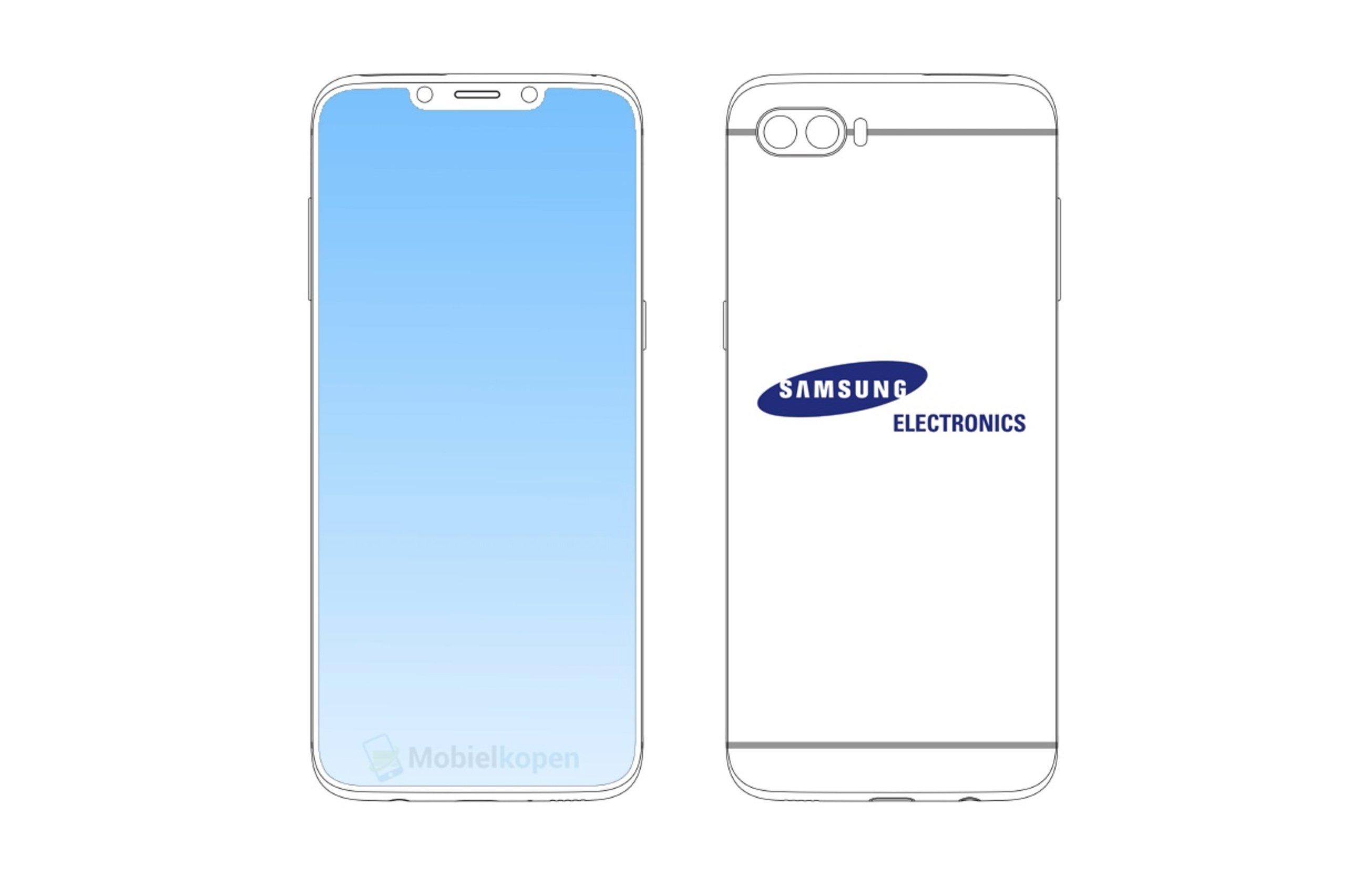 Samsung Patent Leak