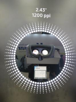 écran VR