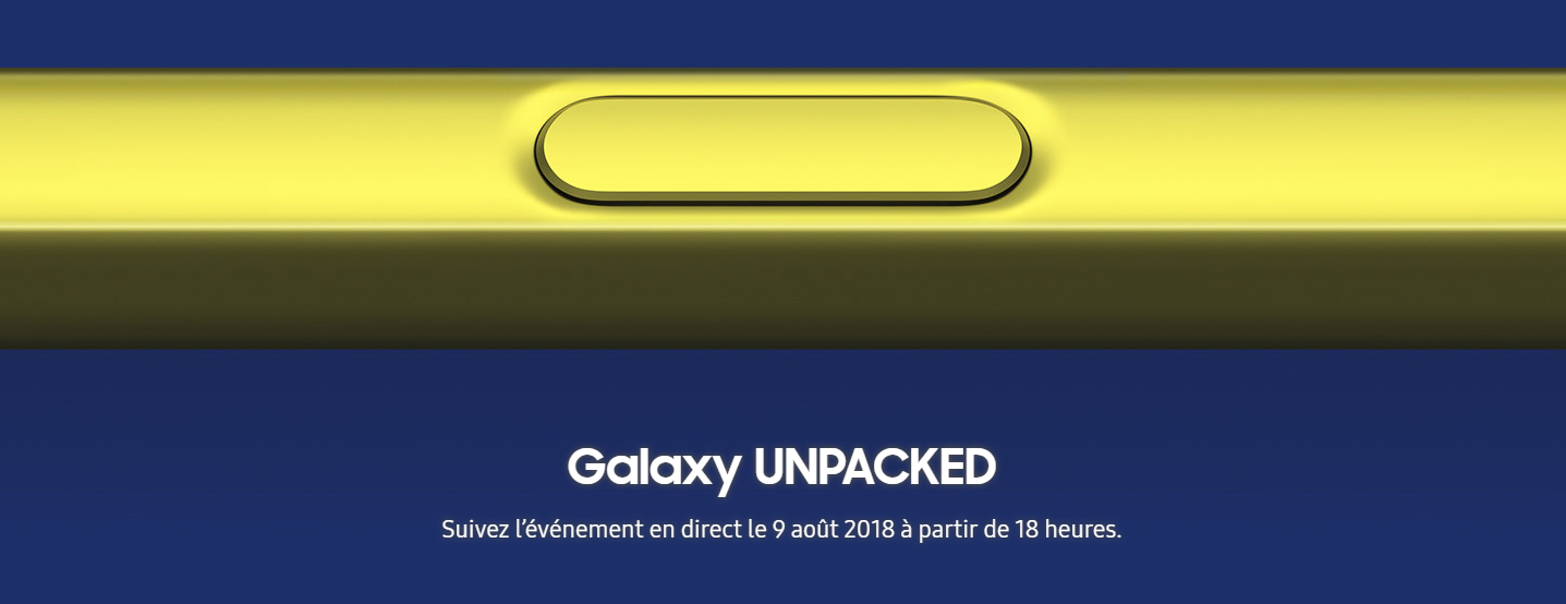 Unpacked Note 9