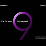 Invitation du Galaxy S9