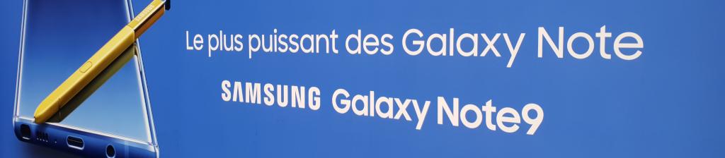 #SamsungParis