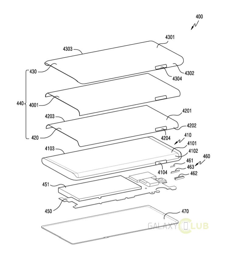 Samsung Notch Patent