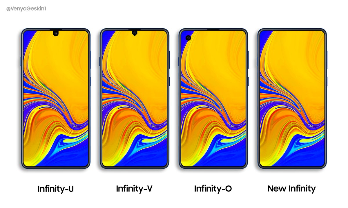 Les Infinity Display 2019