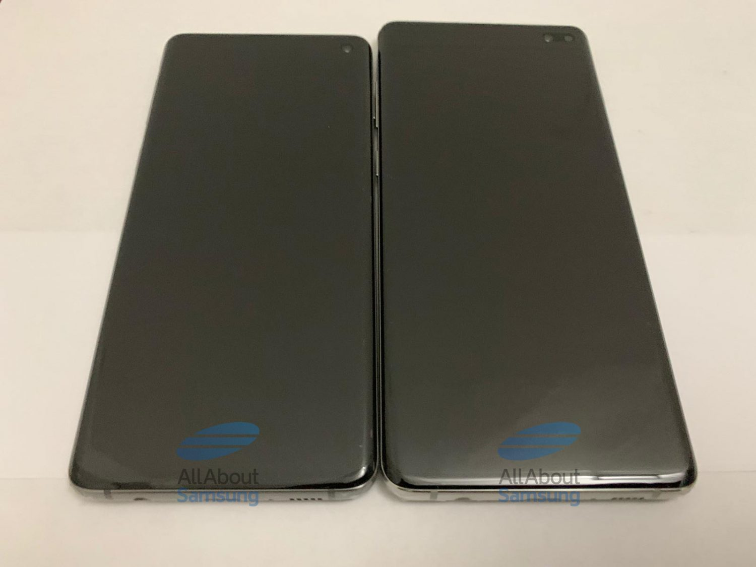 Prototype Galaxy S10 & S10+