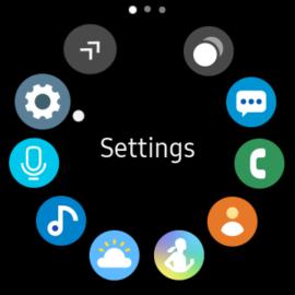 MàJ One UI pour Galaxy Watch, Gear Sport et Gear S3