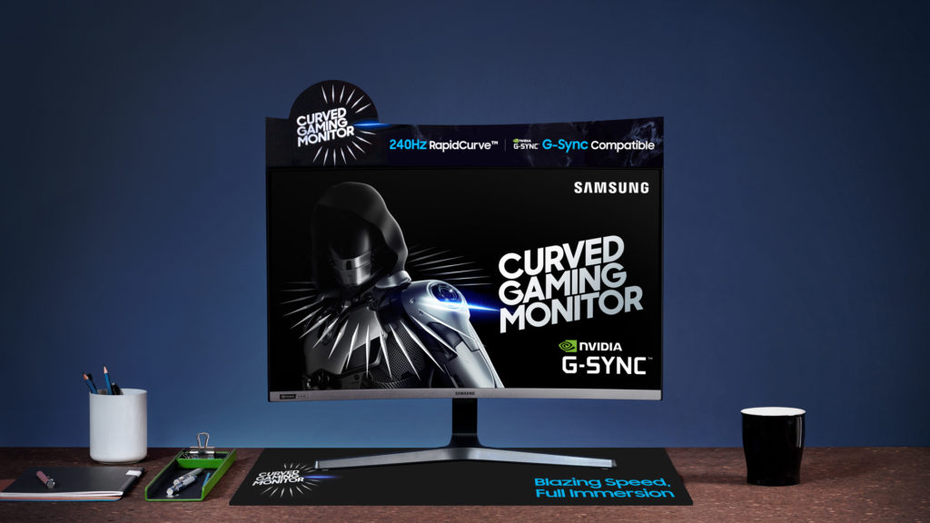 Samsung Gaming Monitor 240Hz