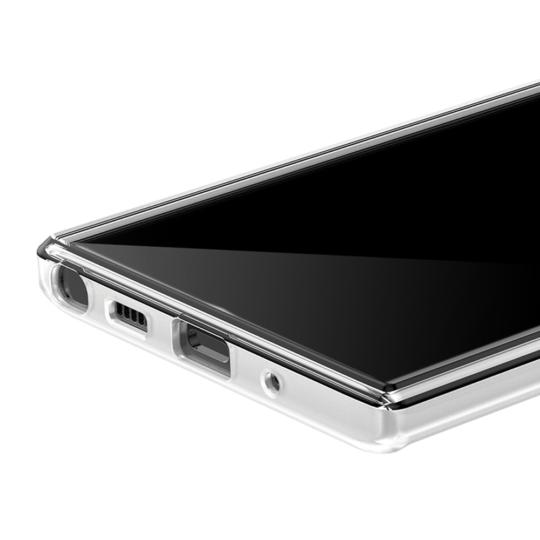 Rendu du Galaxy Note 10