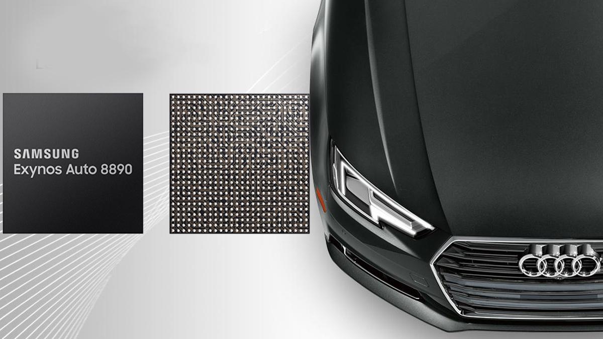 Exynos - Audi
