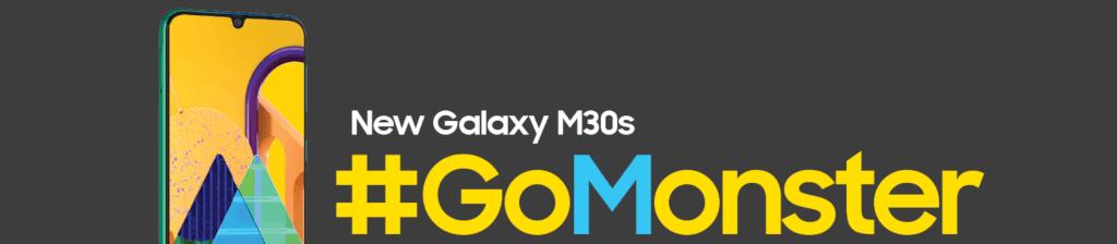 Galaxy M30s