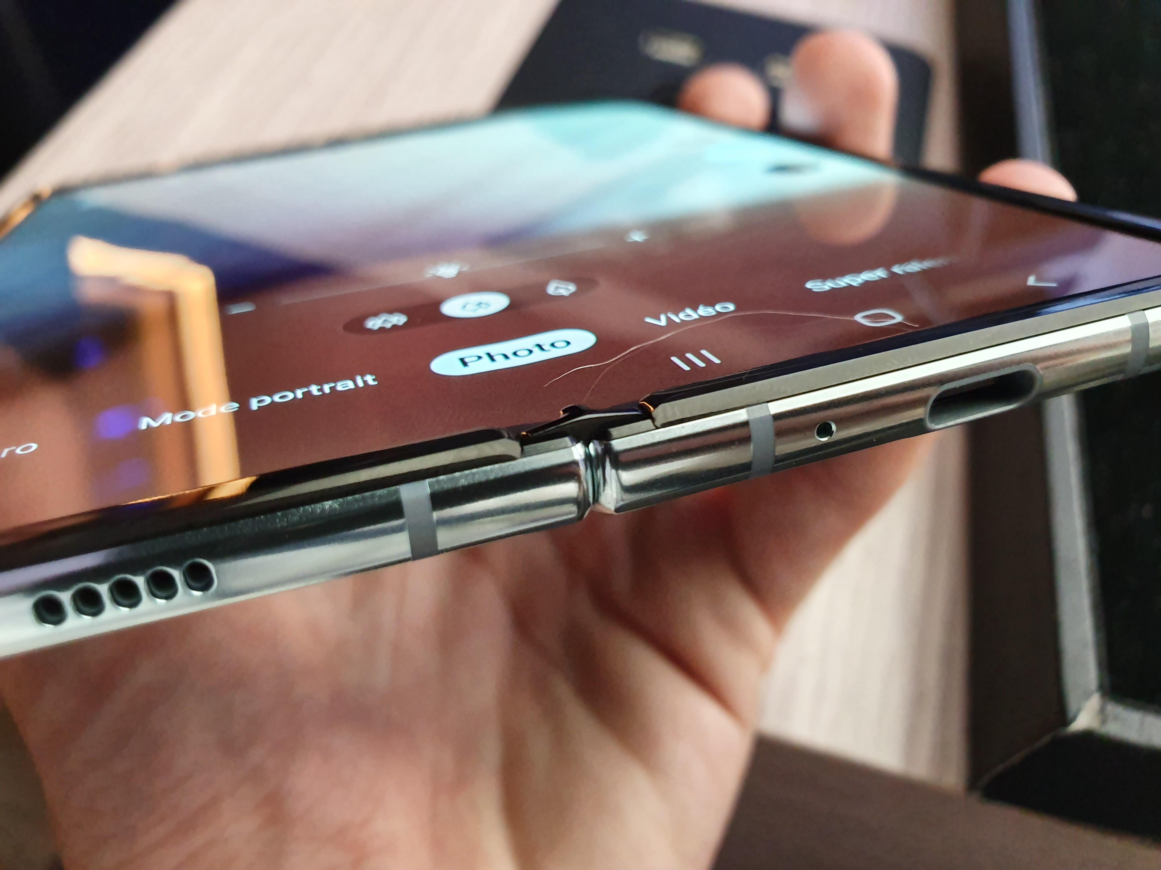 Galaxy Fold @ SamsungParis