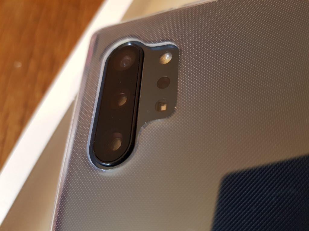 ESR Essential Slim Clear pour Galaxy Note 10+