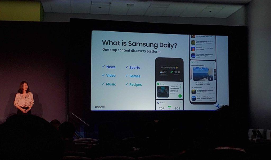 Samsung Daily