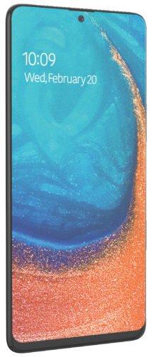 Galaxy A71 Rendu