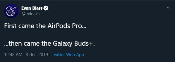 Galaxy Buds+