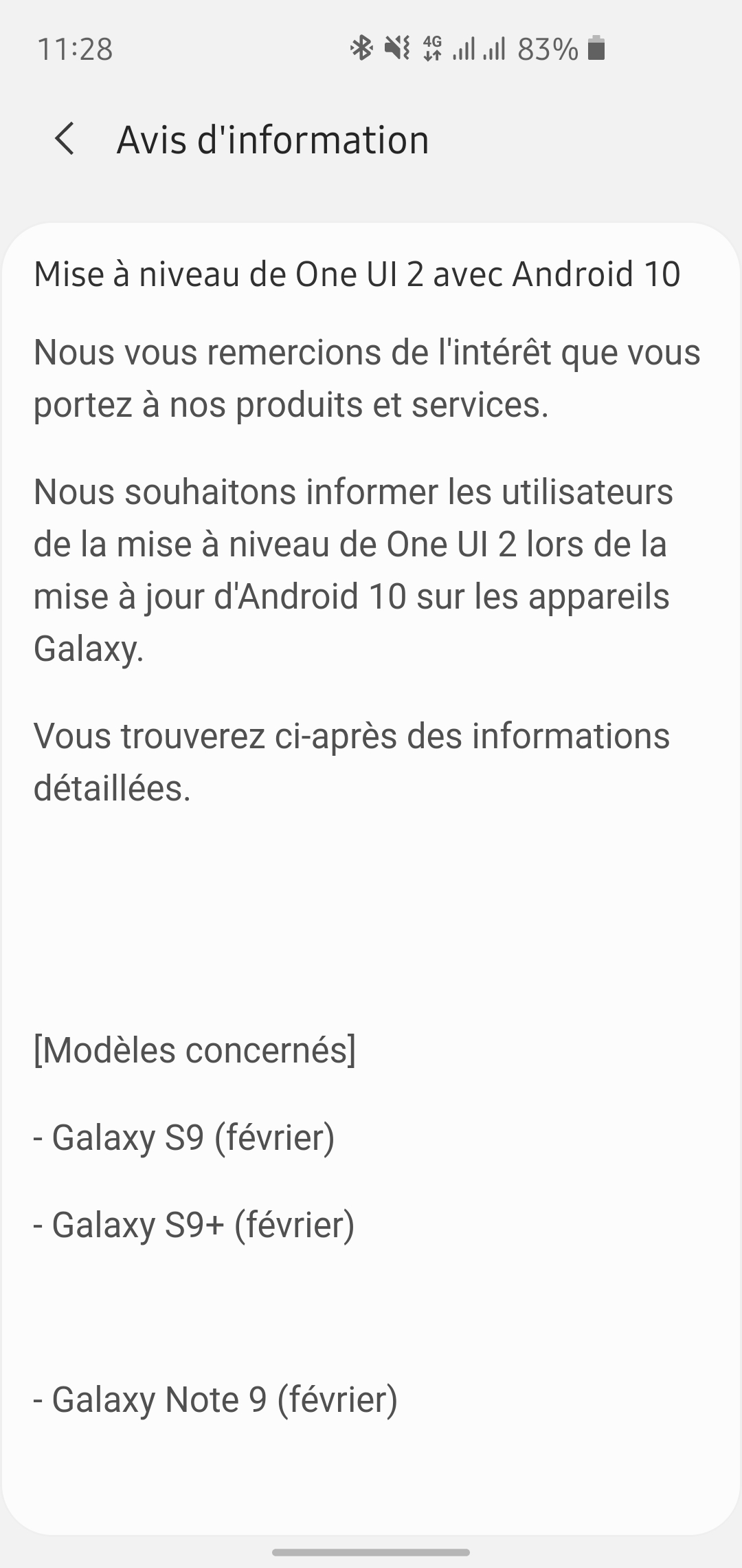 Samsung Members - Android 10