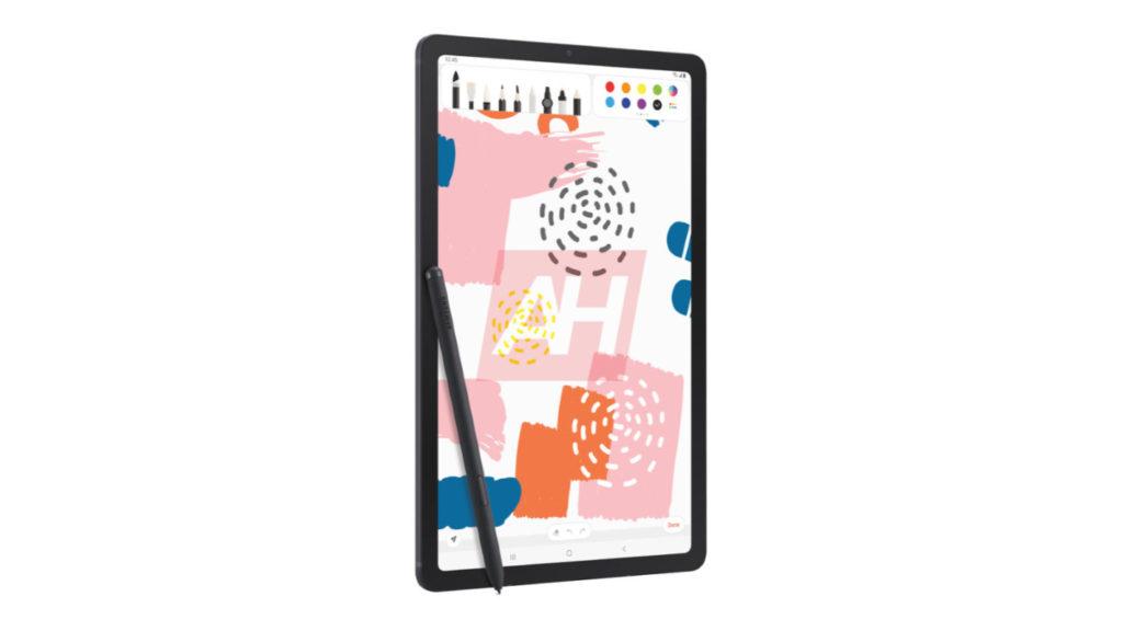 Galaxy Tab S6 Lite ?