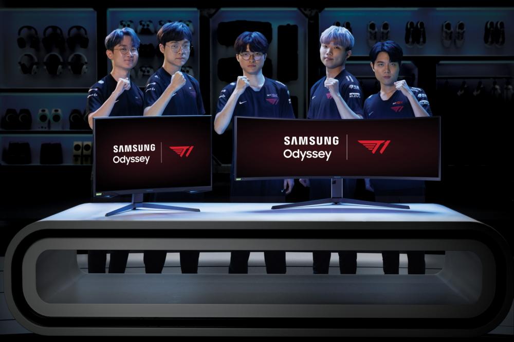 Samsung Odyssey x T1