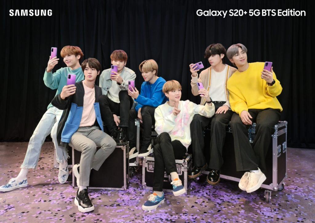 Samsung x BTS