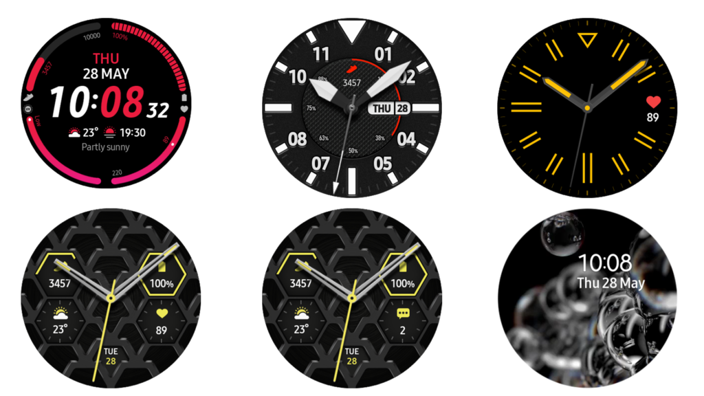 Galaxy Watch 3 ?