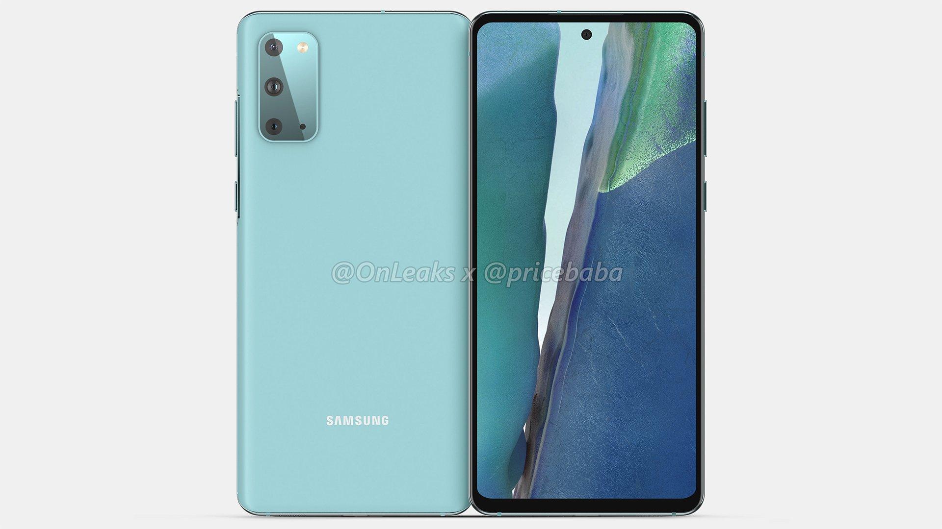 Galaxy S20 Fan Edition